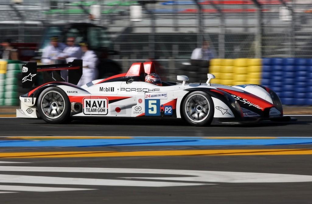 Team Goh em Le Mans 2009