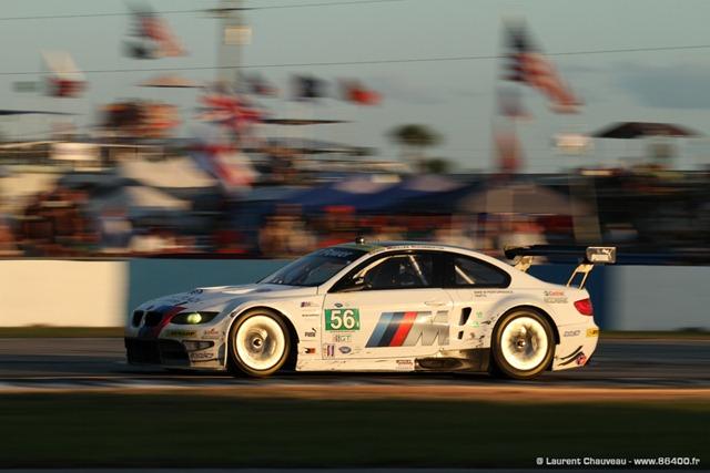 Na última curva deu BMW na GTE-PRO