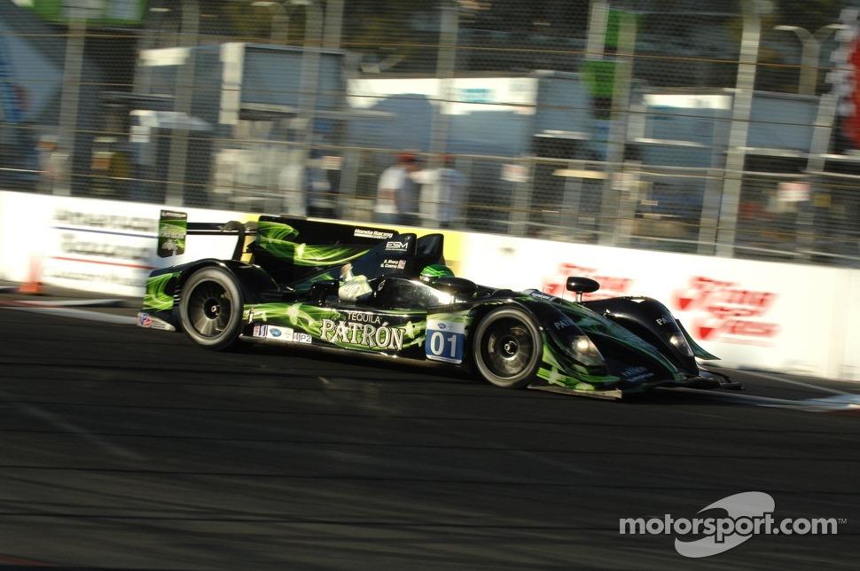 Na LMP2 vitória fácil para o #01 da Extreme Speed.