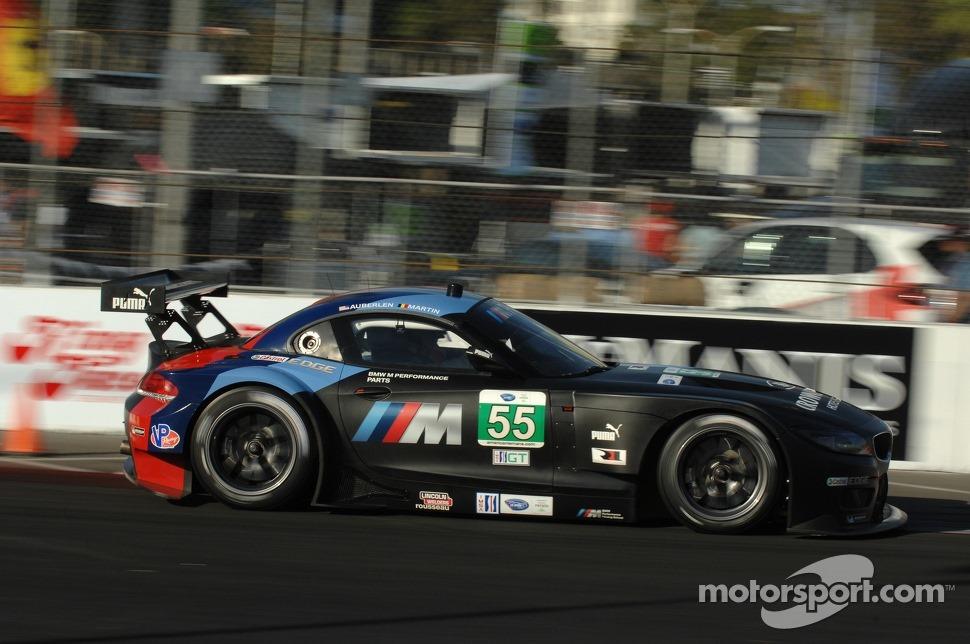 BMW consegue primeira vitória com modelo Z4
