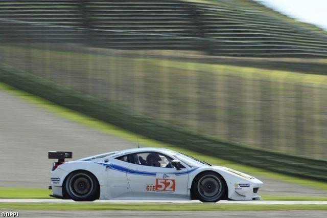RAM Racing vence na GTE