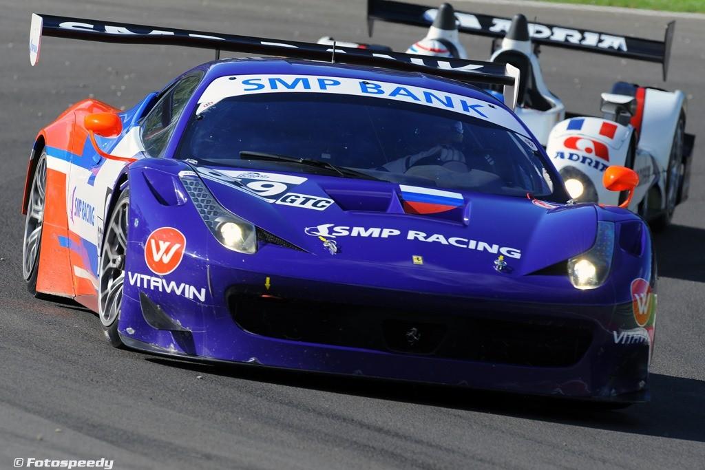 #69 da SMP Racing vence na GTC.