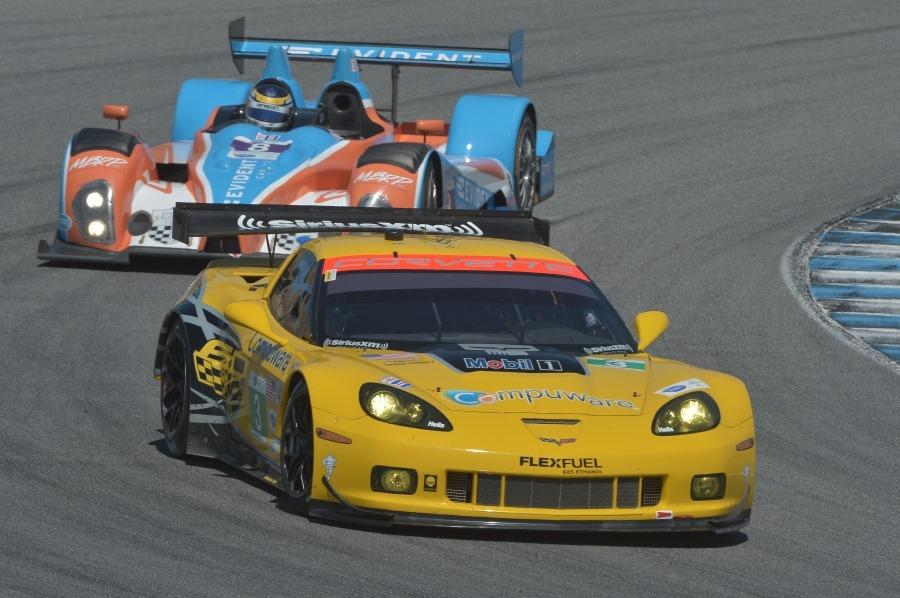 Mesmo com disputas Corvette vence sem dificuldades.