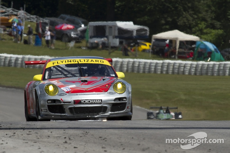 Flying Lizard Vence na GTC