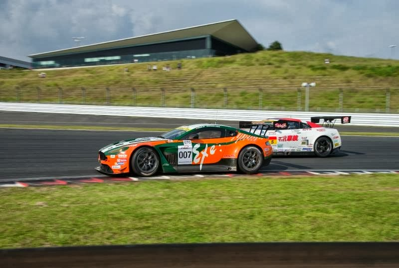 #007 Aston Martin vence na GTC