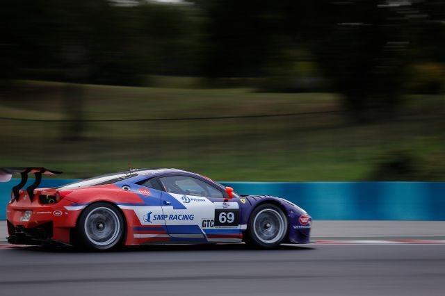 Dobradinha da SMP Racing na classe GTC.