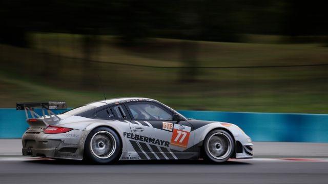Porsche supera hegemonia da Ferrari e vence com o #77