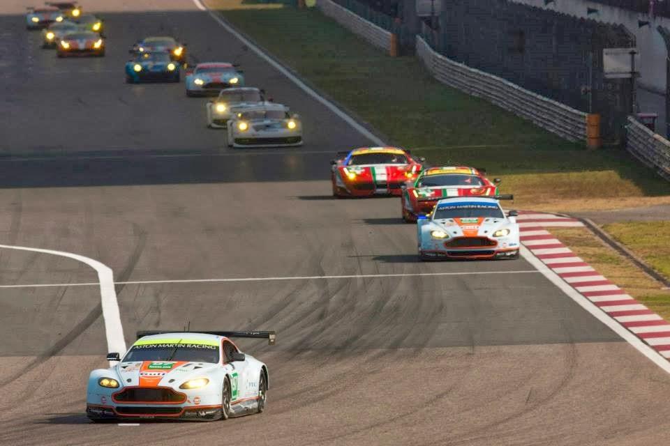 Aston Martin #97 e #99 vencem na GTE-PRO