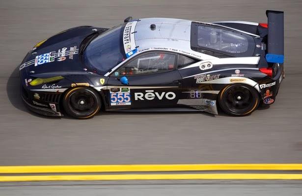 #555 vencedor de fato, depois da vitória ter sido cassada pela IMSA a favor da Audi