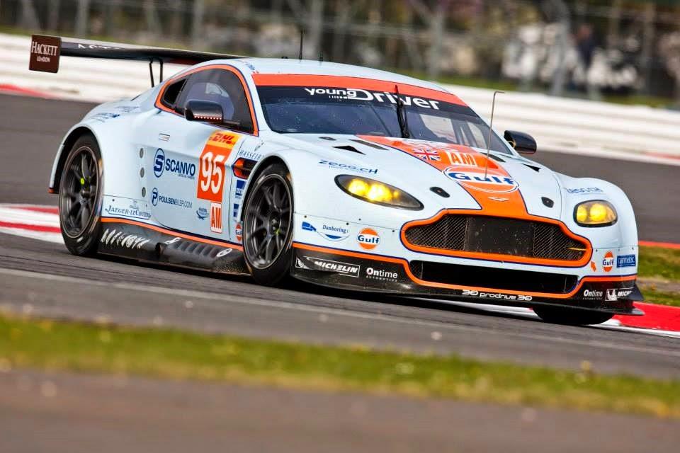 Aston Martin vence na GTE-AM