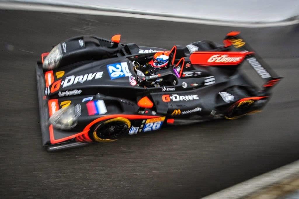 G-Drive repete vitória de Silverstone.