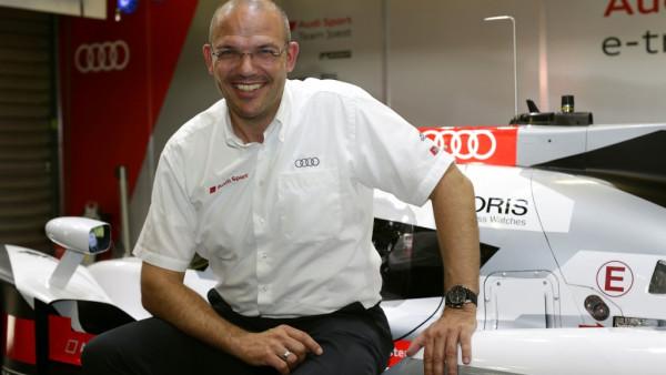 Audi espera um 2015 mais competitivo