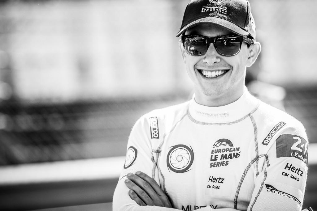 Brasileiro vai competir na classe LMP2