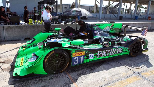 Para Sebring e Silverstone, ESM vai competir com os antigos ARX 03b