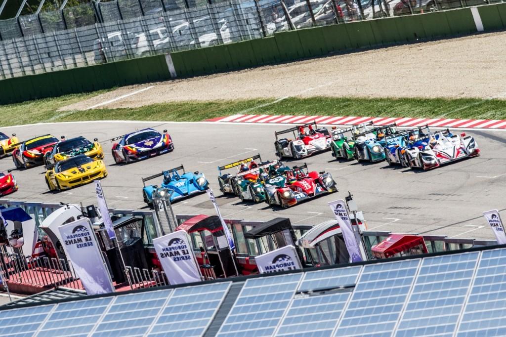 Race Start -
