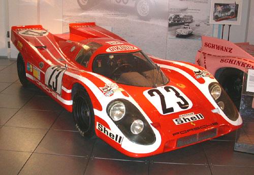 917 vermelho venceu em 1970