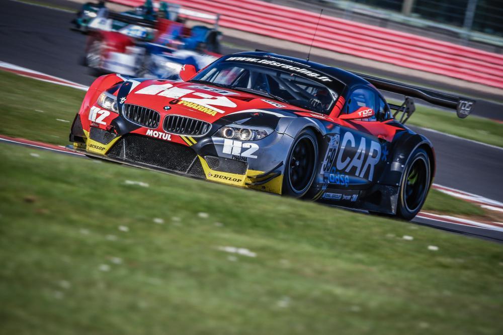BMW Z4 GT3 da TDS Racing vence na classe GTC. (Foto: Divulgação ELMS)