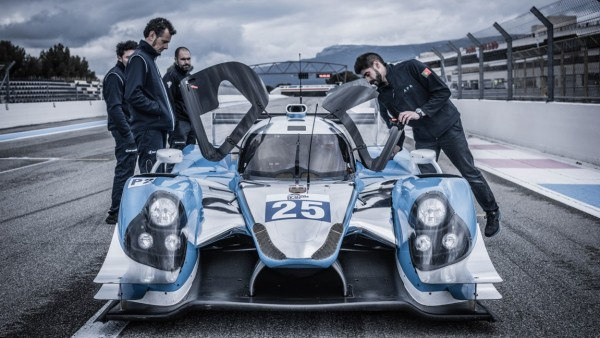 -  ELMS Official Test -  Prologue at Paul Ricard Circuit  - Signes - France