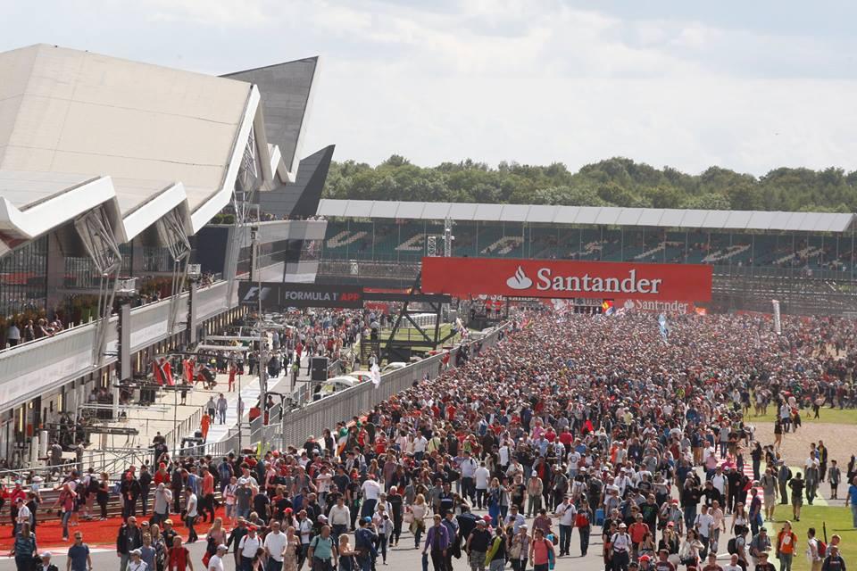 Público da F1 - Foto: F1.com