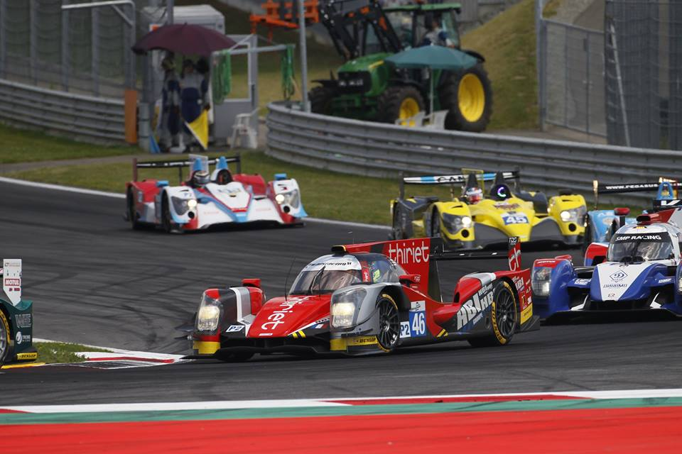 O Oreca 05 é o único LMP2 já nas medidas dos para os regulamentos de 2017. (Foto: Divulgação TDS Racing)