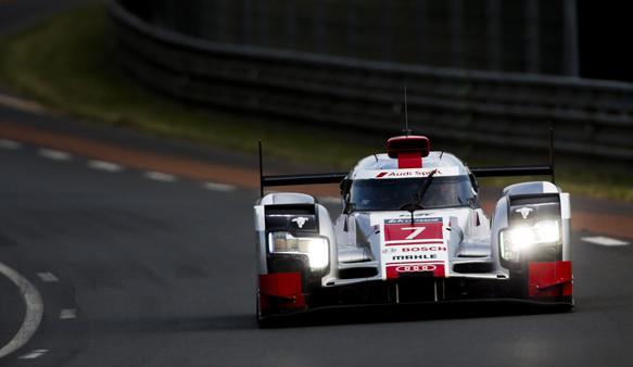 Com a mudança equipe espera bater a Porsche. (Foto: Divulgação Audi)