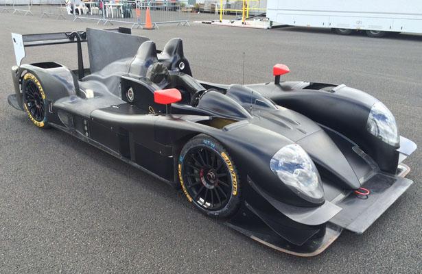 Equipe muda temporariamente para classe LMP2. (Foto: Divulgação Strakka Racing)