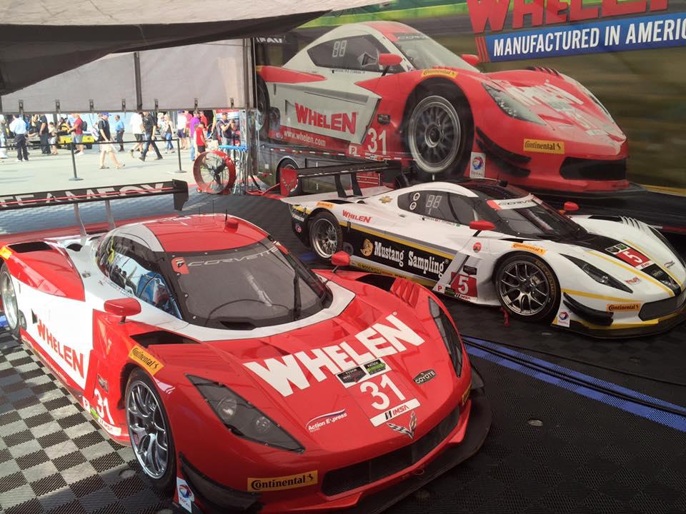 Equipe manteve carros e pilotos para a próxima temporada. (Foto: Divulgação Action Express Racing)