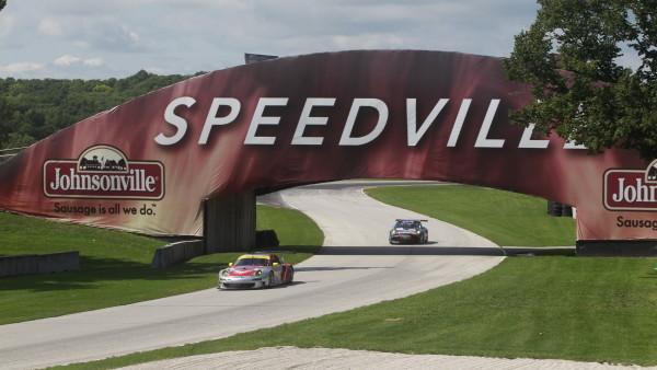 Circuito sempre foi palco de belas disputas. (Foto: Divulgação Porsche AG)