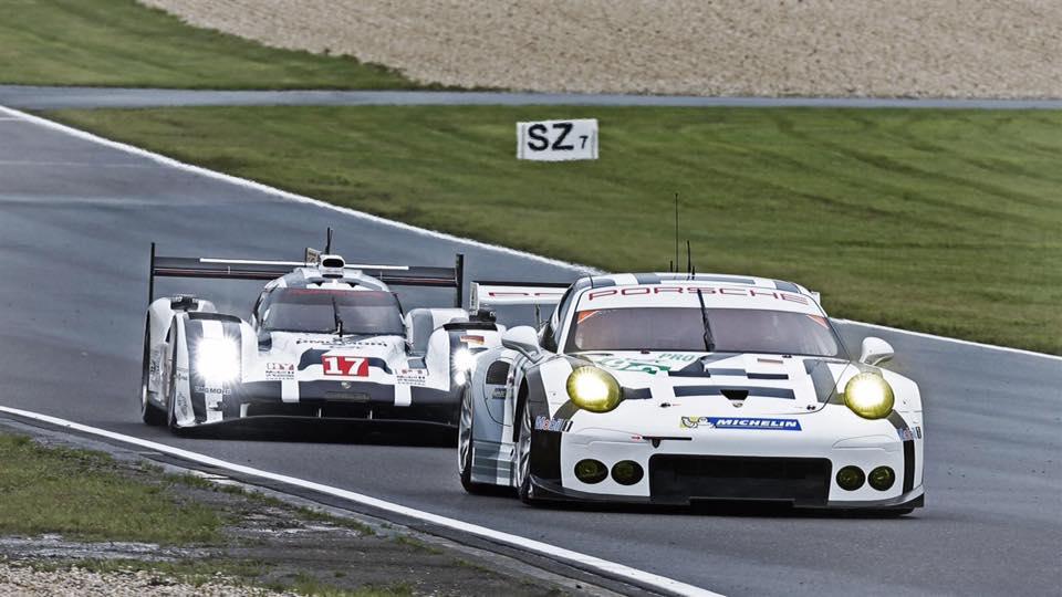 Equipes do WEC esperam novas vitórias. (Foto: Porsche AG)