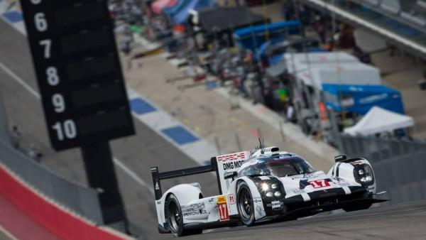 Porsche mantem o rítmo. (Foto: FIAWEC)