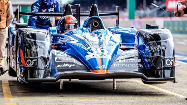 Lendária marca francesa por ir para a LMP1. (Foto: Divulgação FIAWEC)