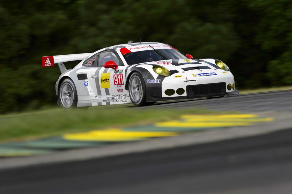 Favoritismo também no TUSC. (Foto: Divulgação Porsche AG)