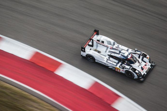 Porsche manteve o bom rendimento nos treinos. (Foto: Divulgação FIAWEC)