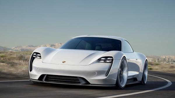 Mission E, chega para brigar com Telsa Model S. (Fotos: Divulgação Porsche)
