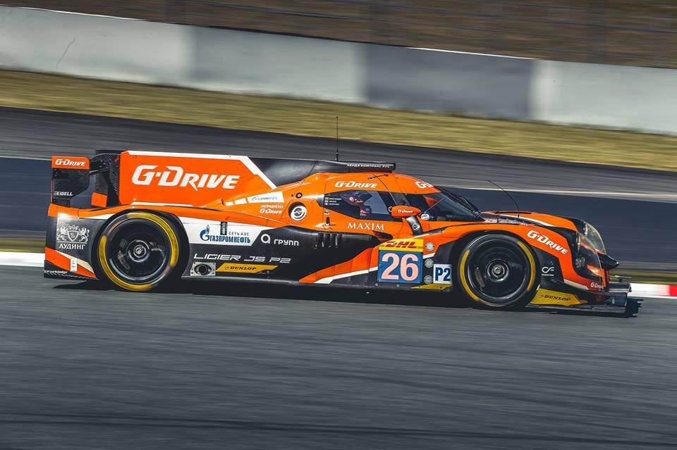 G-Drive vence na classe LMP2 e disputa está aberta pelo campeonato. (Foto: Divulgação G-Drive Racing)