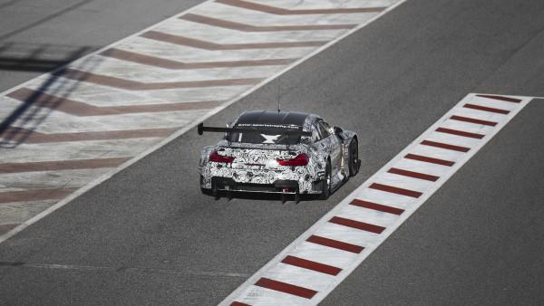 Boas notícias. (Foto: BMW Motorsports)