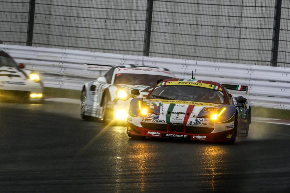 Ferrari volta a vencer na GTE-PRO. (Foto: FIAWEC)