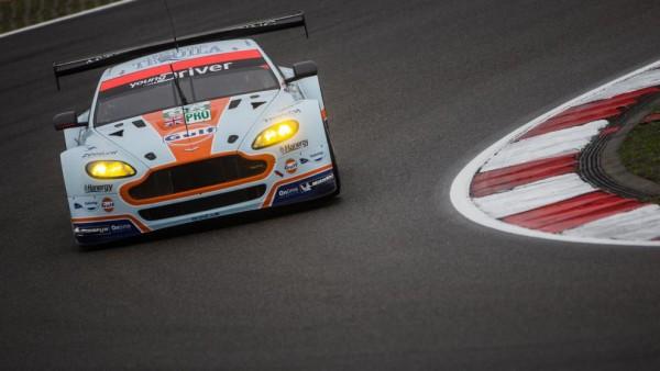 Um Aston Martin a menos. (Foto: FIAWEC)