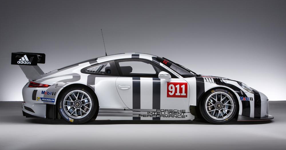 Modelo corre com motor antigo por enquanto. (Foto: Porsche AG)