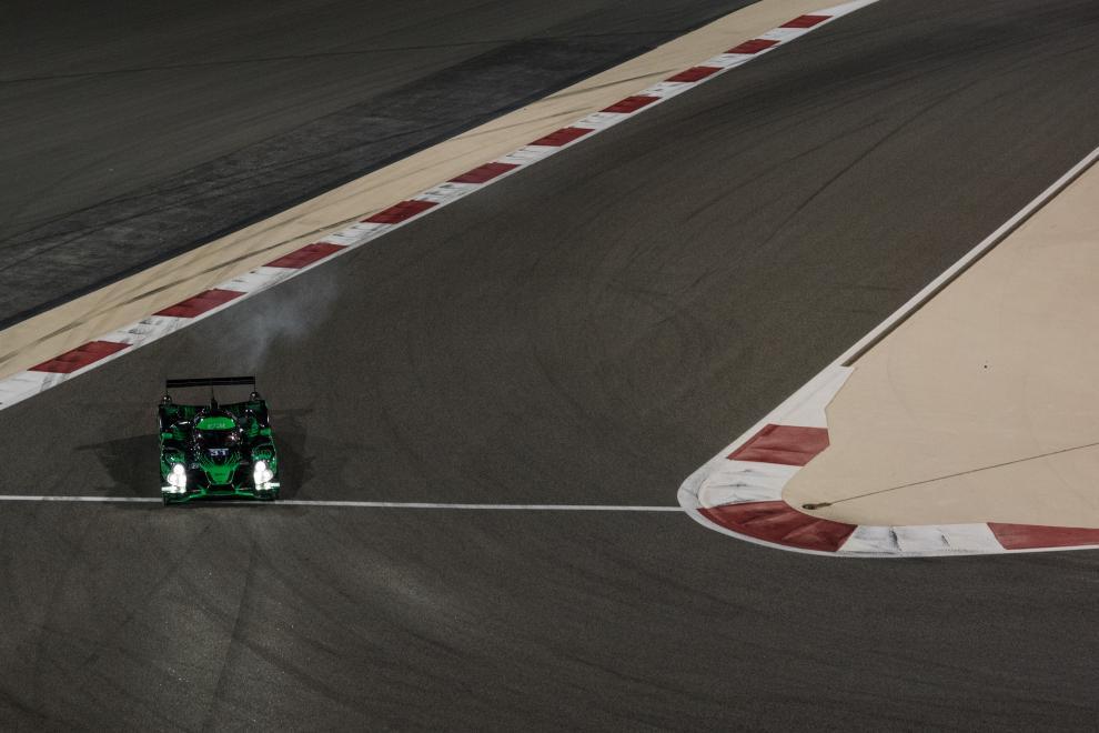 Parceria com a G-Drive Racing é posta a prova para 2016. (Foto: FIAWEC)
