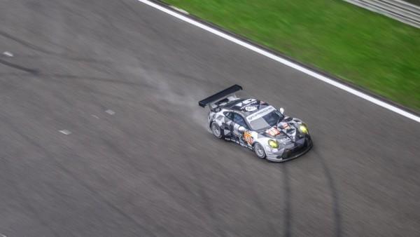"""Ausência da equipe oficial Porsche pode fazer equipe de cliente virar """"oficial"""". (Foto: FIAWEC)"""