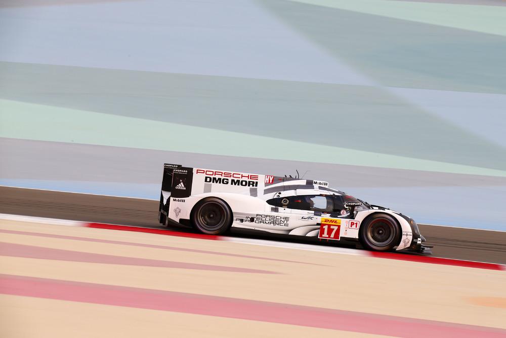 Rumo ai título de pilotos. (Foto: Porsche AG)