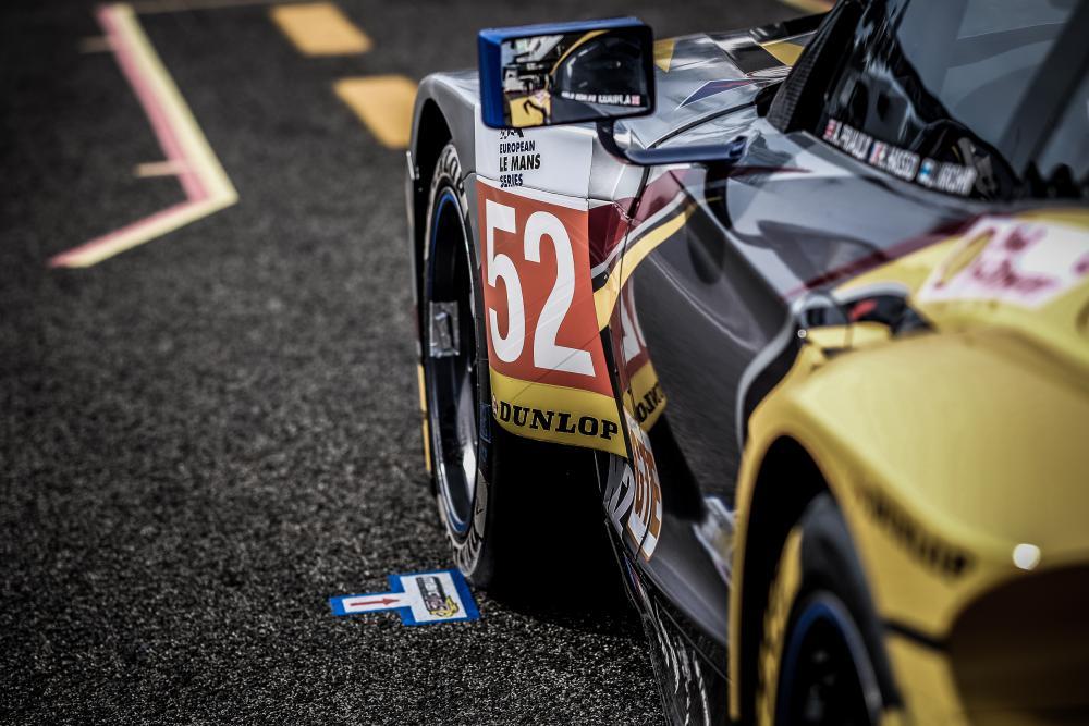 Dunlop será fornecedora da classe GTE para o ELMS em 2016. (Foto: ELMS)