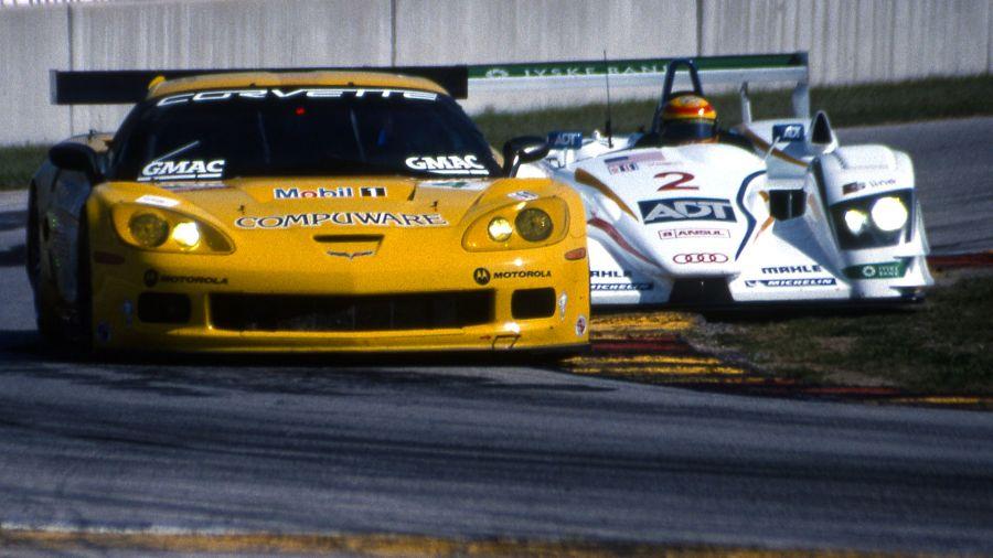 Corvette C6.R venceu na classe GT1. (Foto: Arquivo MP)