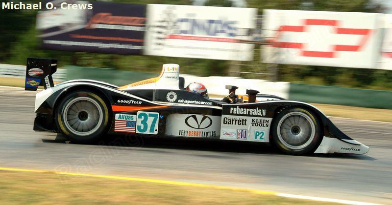 Lola B05 da Intersport Racing, vence na LMP2. (Foto: Michael Crews)