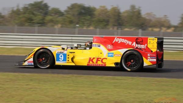 Primeira vitória para o #9. (Foto: Eurasia Motorsports)