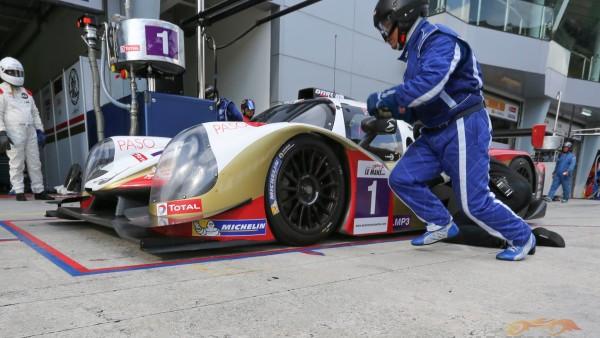 Nova série se destina as equipes com protótipos LMP3 e CN. (Foto: Asian LMS)