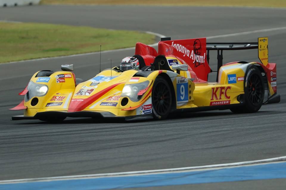 Mais uma vitória para a equipe Eurasia Motorsports. (Foto: Divulgação equipe)