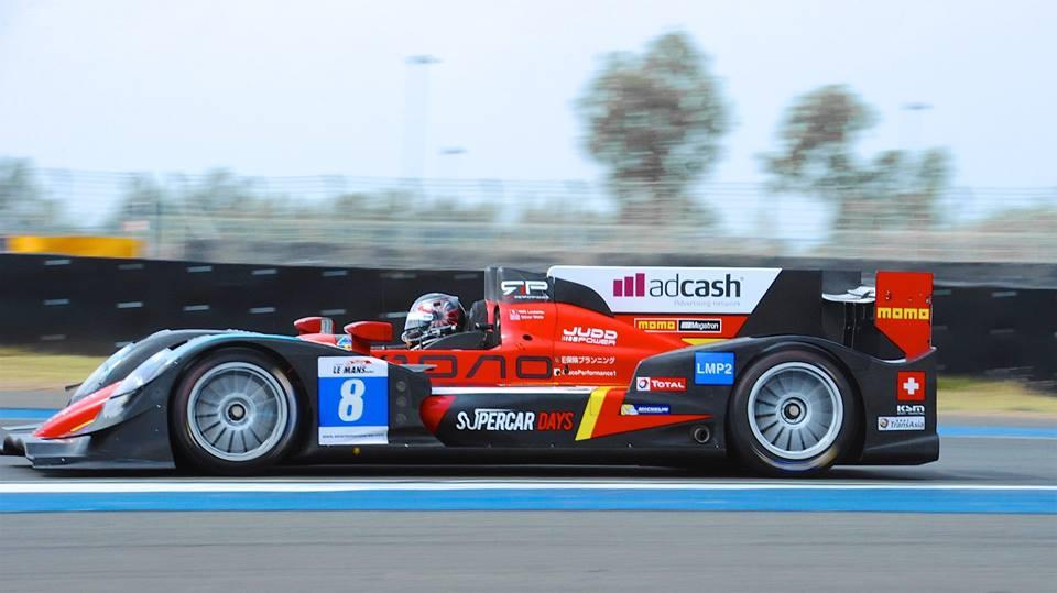 Título ficou com a Racing Performance. (Foto: Divulgação equipe)