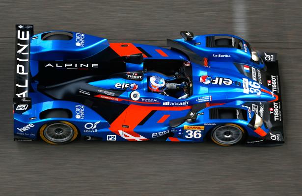 Alpine poderia ter optado pelo Oreca 05, mas ficou mesmo com o 03R